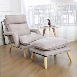 山头儿日式折叠躺椅含脚蹬 428元(需用券)
