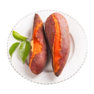 芬果时光沙地红薯蜜薯约2.5kg19.8元包邮(需用券)