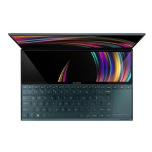 61预告:ASUS华硕灵耀X2Duo14英寸触控屏笔记本电脑(i7-10510U、16GB、1TB、MX250)    9999元包邮