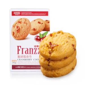 法丽兹蔓越莓曲奇饼干102g*25件 90.75元(需用券,合3.63元/件)