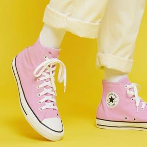 CONVERSE匡威AllStar166704C经典高帮帆布鞋 307元