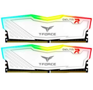 十铨(Team)DDR4320016G(8G*2)台式机内存条Delta系列RGB灯条 474元