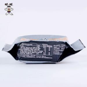 旺旺煎饼整箱100g*18袋薄脆铁板鸡蛋饼干办公室休闲零食小吃批发*3件98.4元(合32.8元/件)