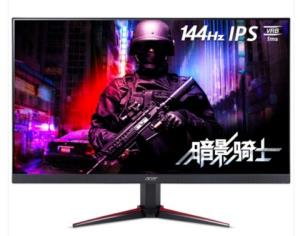 acer宏�VG240YP23.8英寸显示器(144Hz、IPS、FreeSync)    978元
