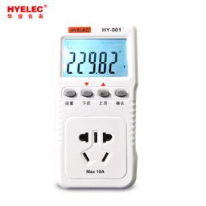 华谊(HYELEC)HY-001电力监测仪功率计量插座测量设备当前用电量测量设备功率52.9元(需用券)