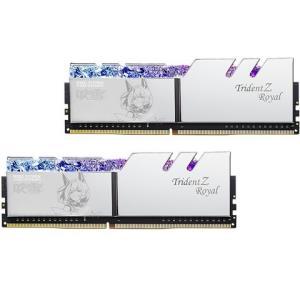 G.SKILL芝奇皇家戟16GB(8GB×2)DDR44000RGB华硕吹雪联名款    1999元