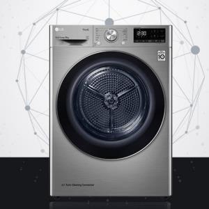1日0点、61预告:LG乐金RC90V9EV2W热泵式干衣机9KG 10499元包邮(需预约,24期免息)