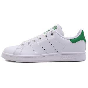 Adidas(阿迪达斯)三叶草绿尾小白鞋白色运动女鞋StanSmithM2060536    349元