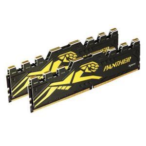 Apacer/宇瞻内存条DDR4黑豹3000MHZ台式机电脑内存条8G*216G*2459元