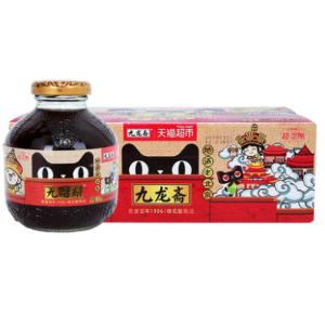 2件5折九龙斋桂花酸梅汤酸梅汁饮料饮品300ml*12瓶整箱火锅搭配*4件