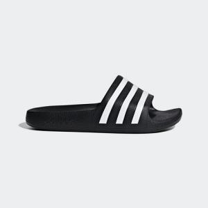 adidas阿迪达斯ADILETTEAQUAKF35556小童游泳拖鞋
