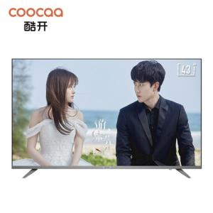 coocaa酷开43K6S43英寸全高清液晶电视1199元