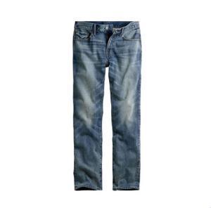 lativ诚衣46650男士水洗牛仔裤    109元(需用券)