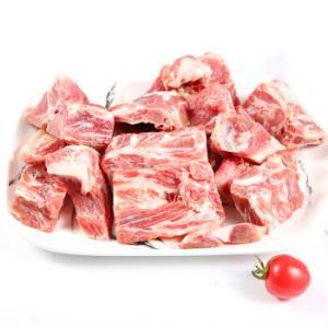 HUADONG美国无颈猪前排1kg+巴西猪前腿肉500克(需用券)*5件 199.5元(需用券,合39.9元/件)
