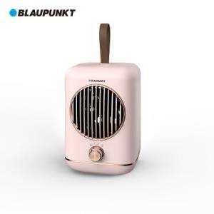 蓝宝(BLAUPUNKT)桌面加湿取暖器/电暖器/暖风机/小太阳/家用/迷你/德国品牌/H8粉339元