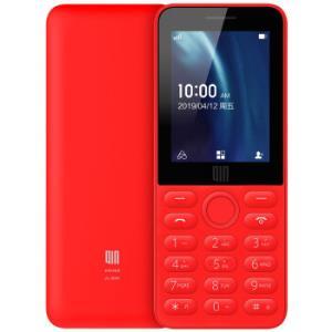 QIN多亲QF9AI功能电话老人手机双卡双待红色    284元(需用券)