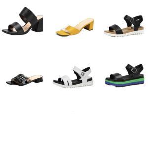 DAPHNE达芙妮1018303325女士凉鞋*2件 90元包邮(合45元/件)