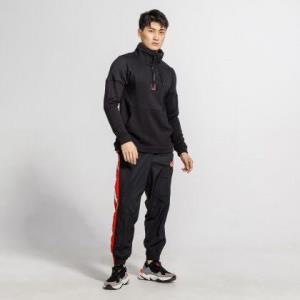 AirJordan男款柔软百搭长袖半拉链针织卫衣 219元