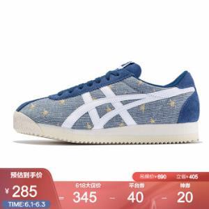 OnitsukaTiger鬼�V虎运动休闲女鞋TIGERCORSAIR1182A073-401蓝色38 287.75元