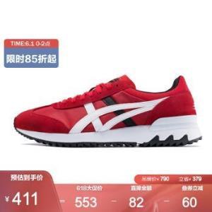 OnitsukaTiger鬼�V虎运动休闲鞋男性CALIFORNIA781183A355红色 282.03元(需用券)