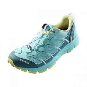 户外运动女款低帮跑山鞋(Fuga/飞翼2.0) 329元