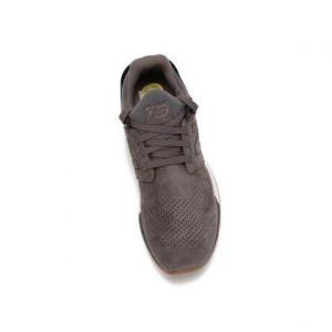 NB247男款复古皮革面透气稳定休闲运动鞋男鞋 329元
