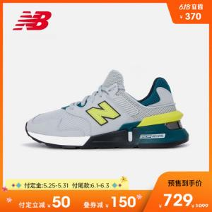 NewBalanceNB官方男款MS997JKA运动休闲鞋997S系列 709元