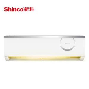 新科(Shinco)大1匹定频智能冷暖家用挂机空调KFRd-26GW/C+3swt 1149元(需用券)