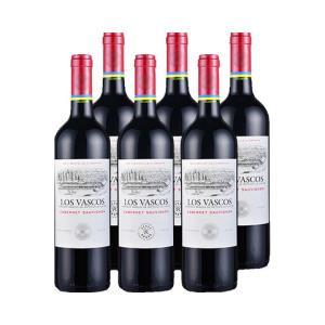 智利进口红酒拉菲(LAFITE)巴斯克卡本妮苏维翁红葡萄酒750ml(ASC)307.8元包税包邮(需定金50元,1日1点付尾款)