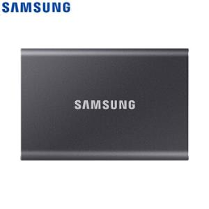 三星(SAMSUNG)1TBType-c移动硬盘T7太空灰MU-PC1T0T 1459元