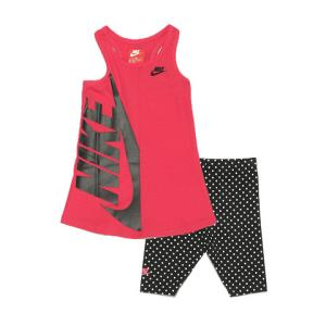 NIKE/耐克女幼童套装女幼童款背心裙套装两件套89元