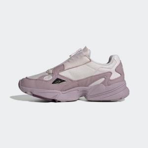 adidas阿迪达斯FALCONZIP女士经典运动鞋*3件 595.45元(合198.48元/件)