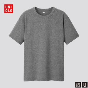 男装圆领T恤(短袖)(果茶T)422992优衣库 79元