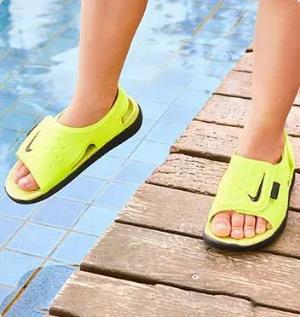 Nike耐克官方NIKESUNRAYADJUST5(TD)婴童凉鞋AJ9077 159元