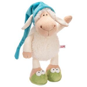 德国NICI睡帽羊公仔娃娃 184元