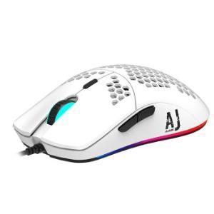 AJAZZ黑爵AJ390RGB鼠标69g 159元