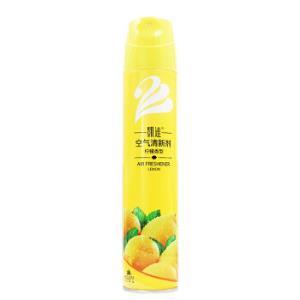 中山凯达(AESTAR)空气清新剂柠檬香型320ml*15件 63.5元(需用券,合4.23元/件)