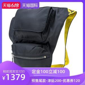 offwhite时尚OWNA75E19E48002IW男士休闲单肩包斜挎包19年XY预售    1472.47元