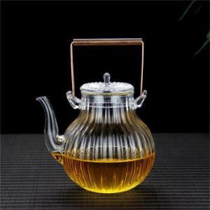 AlfunBel艾芳贝儿菊瓣铜把提梁茶壶750ml 59元(需用券)