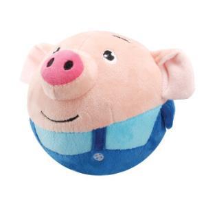 抖音同款儿童玩具跳跳猪公仔面包超人学说话 38元(需用券)