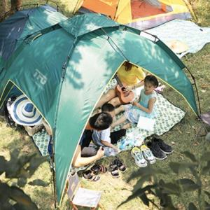 TFO530702户外野营帐篷 149元(需用券)