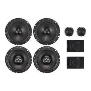 Infinity燕飞利仕ALPHA系列汽车音响改装6.5英寸6喇叭套装 1019元
