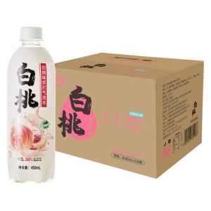 61预告、88VIP:秋林苏打气泡水0糖0脂白桃味450ml*12瓶*4件 85.31元包邮(多重优惠)