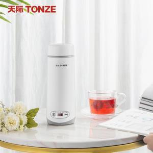 3日22点、历史低价:TONZE天际ZDH-303QW电热水瓶0.3L 79元