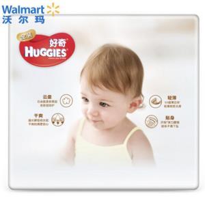 Huggies好奇金装纸尿裤M88片*3件 234元(合78元/件)