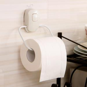 欧润哲纸巾架按钮式强力吸盘浴室厕纸架*10件 99元(需用券,合9.9元/件)