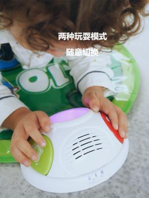 Chicco宝宝玩具家用送礼音乐垫早教儿童小孩音乐游戏跳舞毯    180元