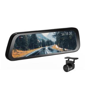 70迈D07行车记录仪全面屏流媒体后视镜+流媒体高清后拉+32G卡