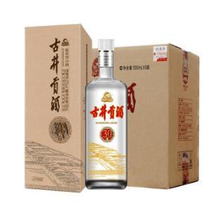 古井贡30窖龄浓香型白酒500ML*单瓶装    80元(需用券)