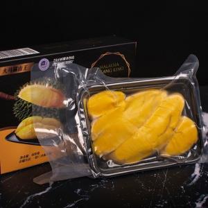 猫山王榴莲肉马来西亚进口果肉D197液氮冷冻水果(400g/盒)非金枕头榴莲*2件 236元(合118元/件)